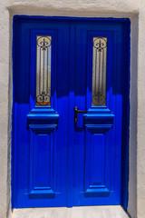 The doors of Santorini IV