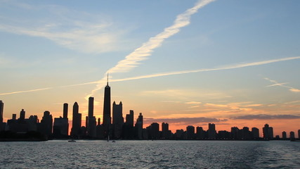 Chicago Skyline 7