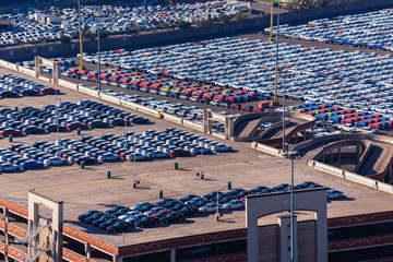 Cars Vehicle Terminal Export Import