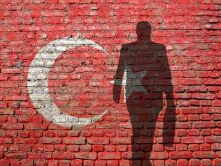 Turkey + businessman