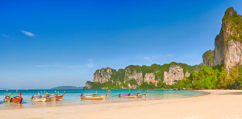 West Railay panorama