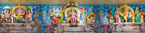 Fotobehang Singapore Sri Veeramakaliamman Temple