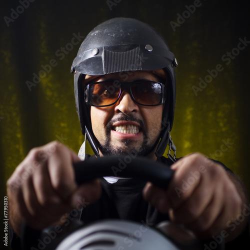 Poster Crazy gamer