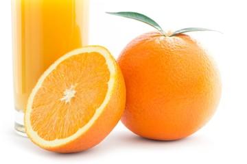 Orangensaft - Konzept