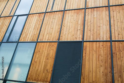 Zdjęcia na płótnie, fototapety, obrazy : maison bois architecture