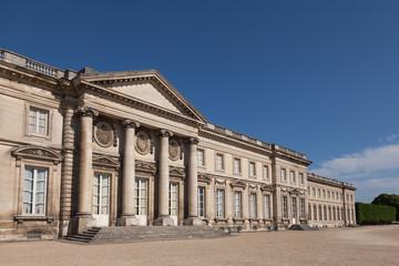 Royal castle of Compiegne