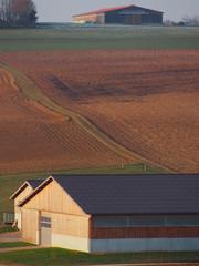 Landwirtschaftliche Gebäude