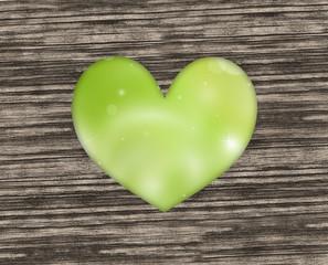 Green Heart Wood Design