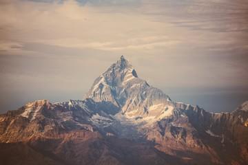 instagram filter Himalaya mountains