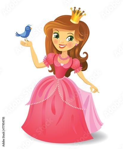 Beautiful princess - 77954718