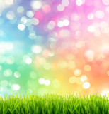 Fototapety natur mit farben
