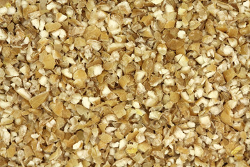 grain milled wheat abstract background