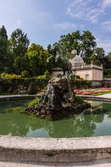 Pegasus Schloss Mirabell