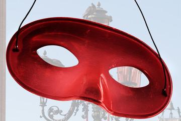 carnevale e mascherina a Venezia