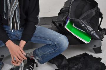 Harcèlement à l'école - Victime 02