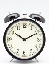 reloj despertador de campana