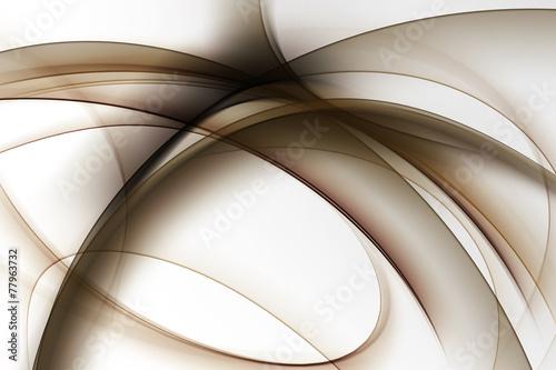 mata magnetyczna Elegancki Brązowy Streszczenie