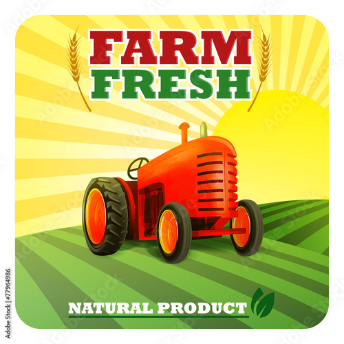 tractor - 77964986
