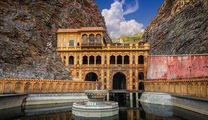 Galtaji, Monkey Temple, Jaipur.