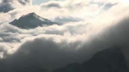 Wolken Timelaps 2