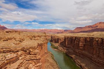 AZ-Colorado River near Lee's Ferry