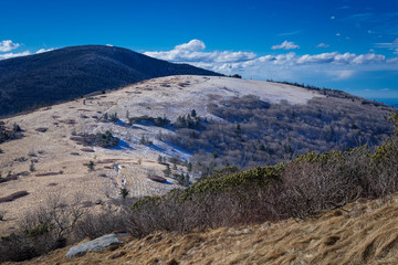 Roan Mountain Winter Hike 9