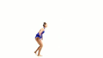 Women's gymnastics, coups.