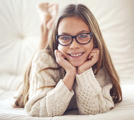 8 years old girl