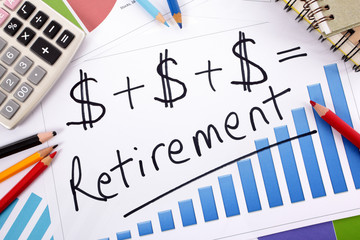 Simple retirement formula