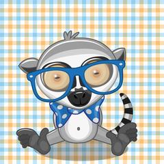 Hipster Lemur