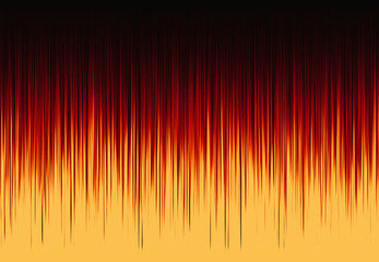 waveform pattern with copy space