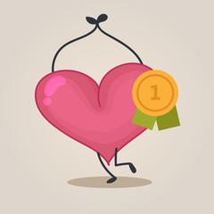 Champion Heart character