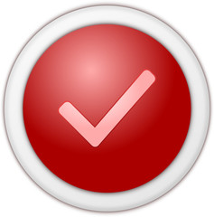 Authorize button red