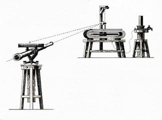 Gauß-Weber telegraph, 1833
