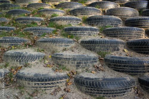 Autoreifen Recycling - 77994390