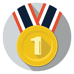 win medal icon