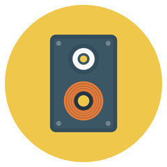 music speakers icon