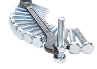 wrenches bolts and nuts