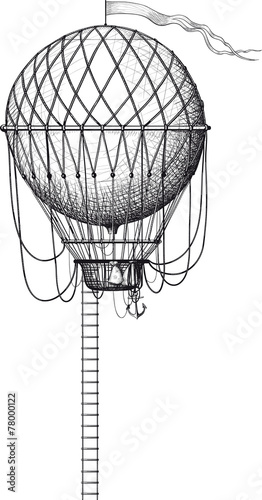 Old Air Balloon - 78000122