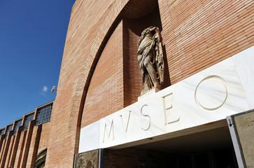 Museo de arte romano, Mérida, Extremadura, España
