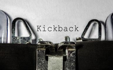 Kick-Back