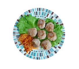 Kofta -  meatballs