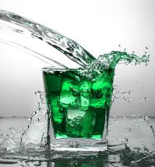 bevanda alla menta splash