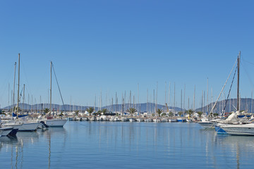Alghero dock