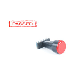 passed rubber stamp