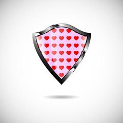 shield heart