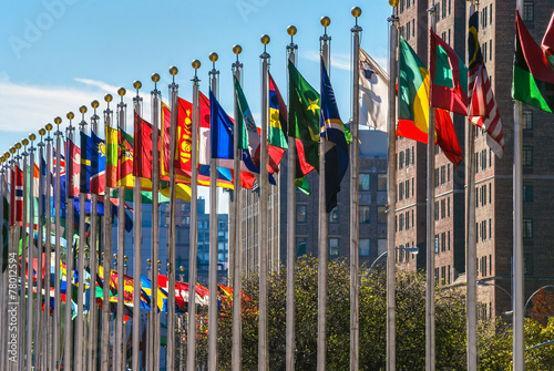 Flags of Nations - 78012594
