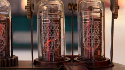 Vacuum tube, numbers. 4K.