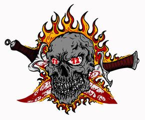13 Skull