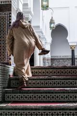 Preghiera in moschea